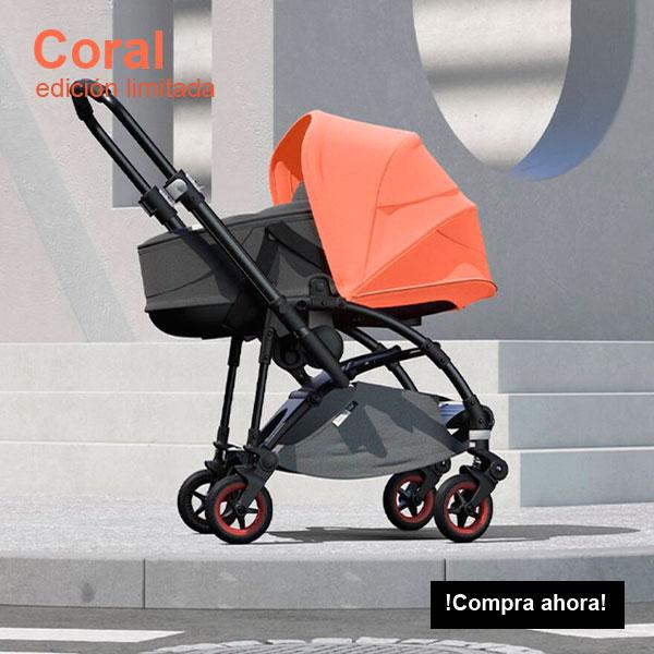 Edición limitada Bugaboo Bee 5 Coral