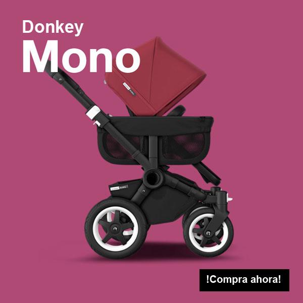 Donkey 2 Mono El carrito que crece con tu familia