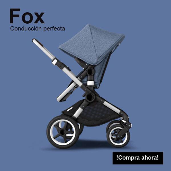 Fox El carrito más avanzado y completo
