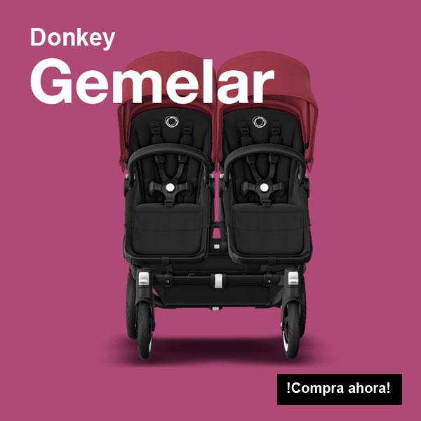 Donkey 2 Gemelar El carrito perfecto para gemelos
